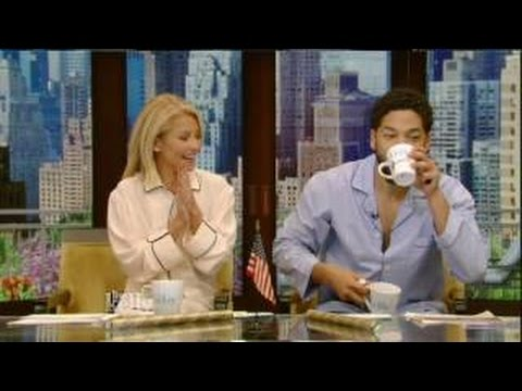 Live! With Kelly co-host Jussie Smollett 5/30/16 Mariah Carey; the hottest toys(May 30, 2016)
