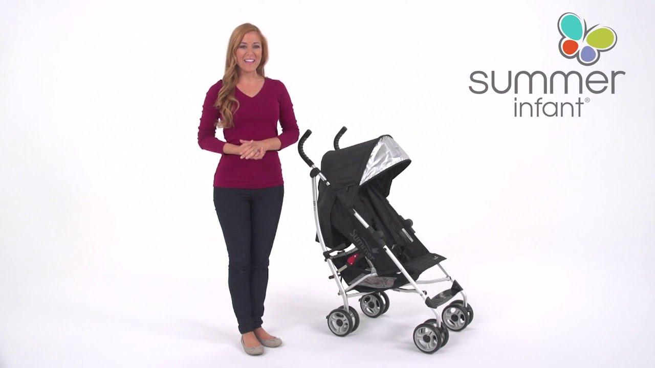 Детская коляска-трость Summer Infant 3D Lite Stroller