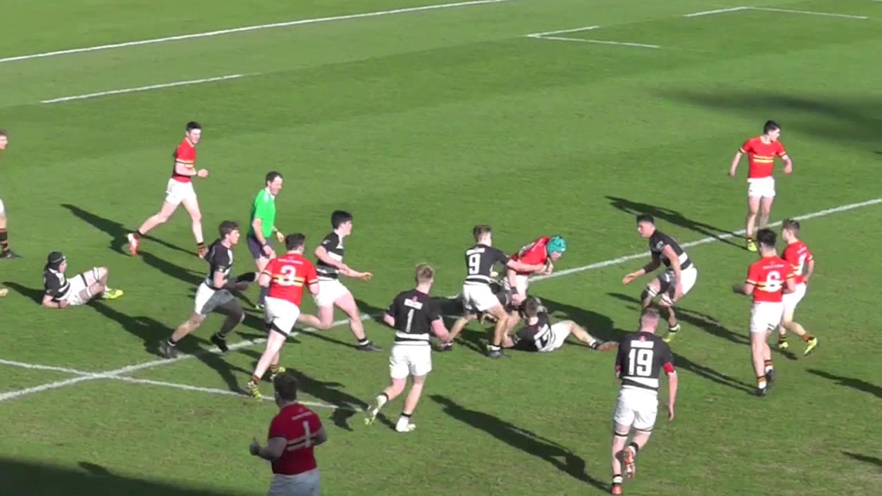 Munster schools senior cup betting on sports mittagstisch ambrose bettingen foundation