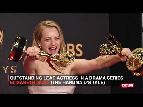 69th Primetime Emmy Awards Winners