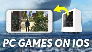 How to Play PC Games on iOS & Android  | PC Games on iPhone | Stream PC Games to Android | Remotr
