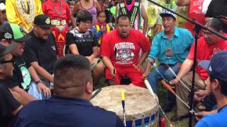 Southern Boys at Winnebago Powwow 2015 2