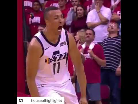 dante exum with the exclamation dunk to win game 2