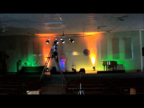 Stage lighting setup | by Jayden O