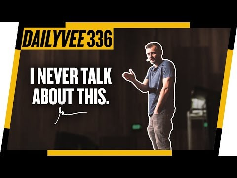 TALKING ABOUT SOMETHING THAT I NEVER TALK ABOUT | DAILYVEE 336