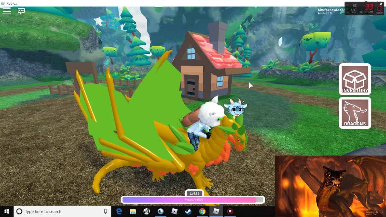 Dragon Adventures In Roblox How To Revive Or Heal Your Dragon