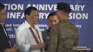 12th Activation Anniversary of the Mechanized Infantry Division (MID), Philippine Army 9/20/2018