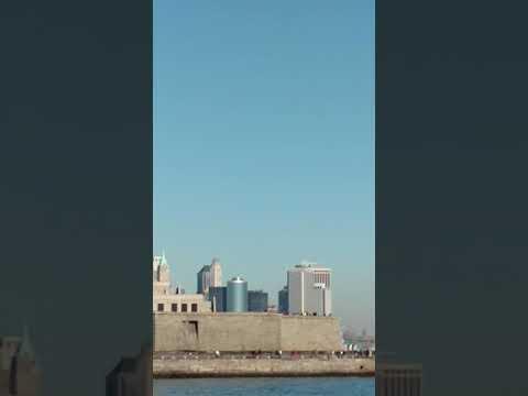 New York City | Statue of Liberty + One World Trade