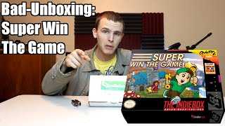 Bad Unboxing - IndieBox (Super Win The Game)