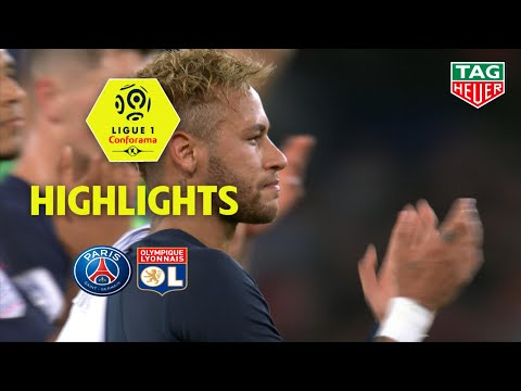 Paris Saint-Germain - Olympique Lyonnais ( 5-0 ) - Highlights - (PARIS - OL) / 2018-19