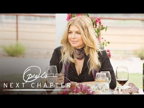 Fergie's Flirtation with a Black Eyed Peas Bandmate | Oprah's Next Chapter | Oprah Winfrey Network