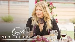 Fergie's Flirtation with a Black Eyed Peas Bandmate | Oprah's Next Chapter | Oprah Winfrey Network