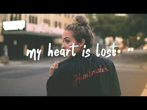 blackbear - my heart is lost (Lyric Video)