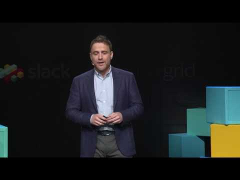 Powering the Grid Event by Slack: Opening remarks by Stewart ...
