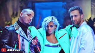 David Guetta, Bebe Rexha & J Balvin - Say My Name (Official Letra)