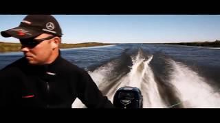Риб Фортис 430 тест и обзор. Водные лыжи.