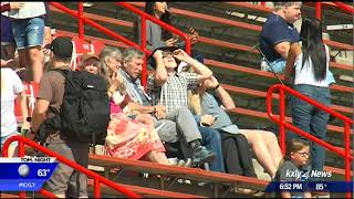 Eclipse viewers at EWU treated to football preview