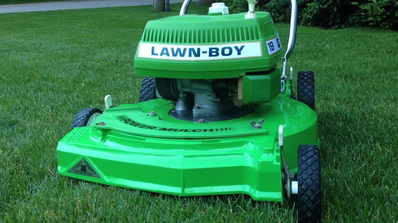 Image Gallery Lawn Boy