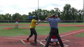 Crusaders Baseball Club 18U vs Pacoy Dragons at Diamond Nation