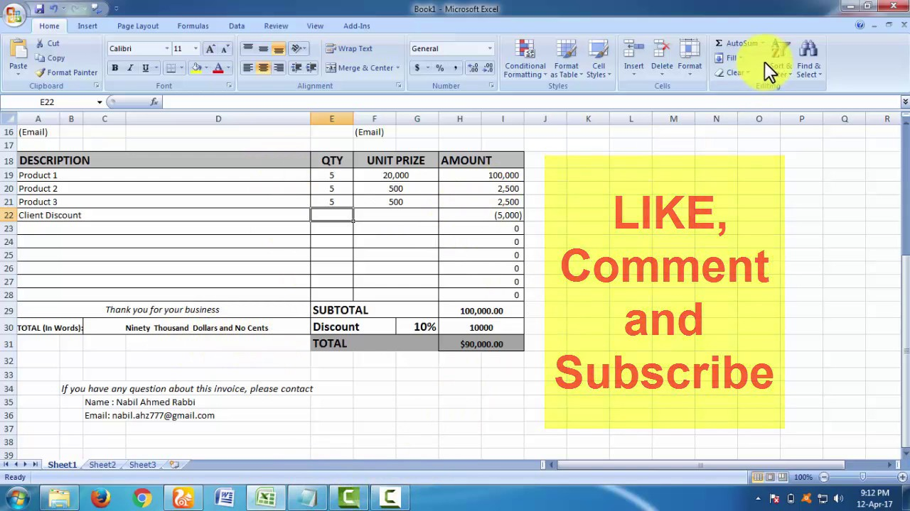 How To Convert Number Into Words In Excel Dollar L Tutorial