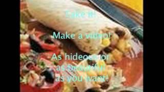 Andy Rehfeldt- Hideous Corn Burrito
