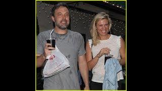 Ben Affleck & Lindsay Shookus Can