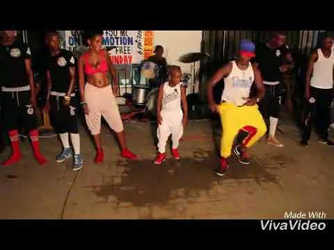 Oscar The Brand Chakabuya solo dance