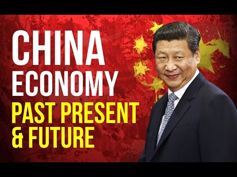 CHINESE ECONOMY : PAST, PRESENT AND FUTURE...