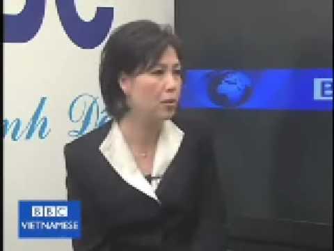 BBC Vietnamese Mrs Duong Nguyet Anh noi ve Vietnam P3