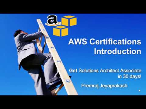 AWS Certified Solutions Architect Associate Introduction (2019) - Part 1