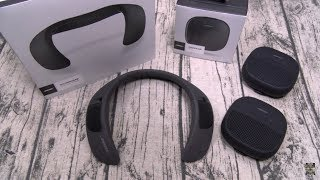 Bose SoundWear Companion Speaker - They Made My Top 5 Best!