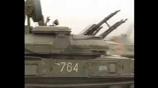 Скачать Учения ДШБ Морской Пехоты 165 полк МП Владивосток Avi