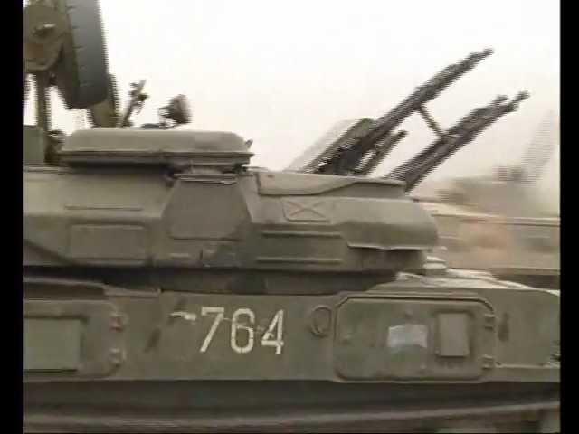 Учения ДШБ Морской Пехоты 165 полк МП (Владивосток).avi