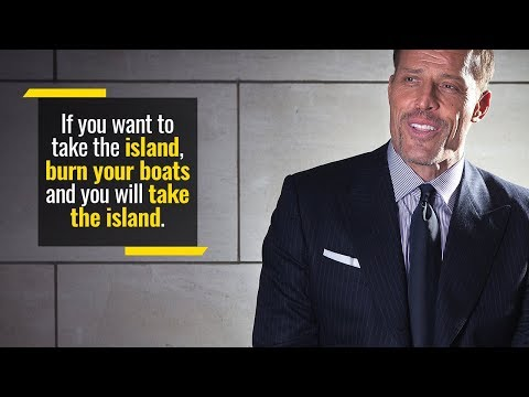 Tony Robbins Reveals The Ultimate Resource To Change Your Life