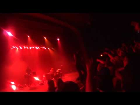 Death Grips Live Toronto July 3rd 2015