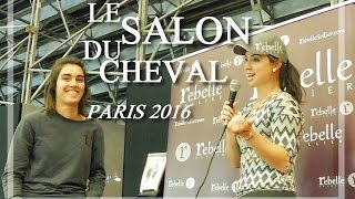 Video [ VLOG ] - Salon du Cheval de Paris 2016 download MP3, 3GP, MP4, WEBM, AVI, FLV Oktober 2018