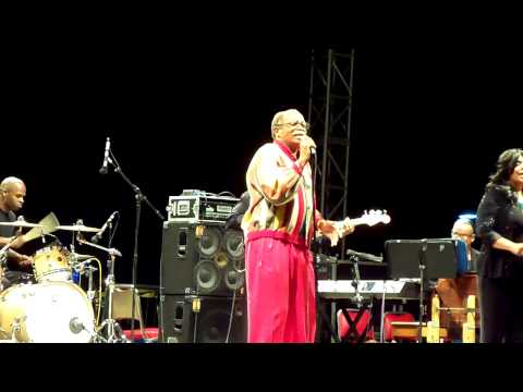 Otis Clay - Live at the 2014 American Folk Festival