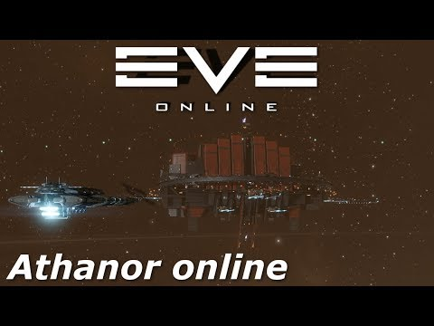 EVE Online - new Dital refinery