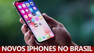 VOCÊ NÃO VAI ACREDITAR NO PREÇO DO NOVO IPHONE 8 E IPHONE X NO BRASIL