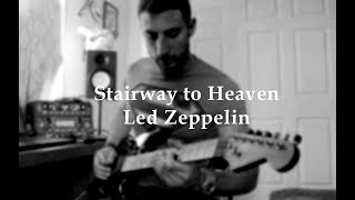 Stairway to Heaven - Guitar Solo (Kemper)