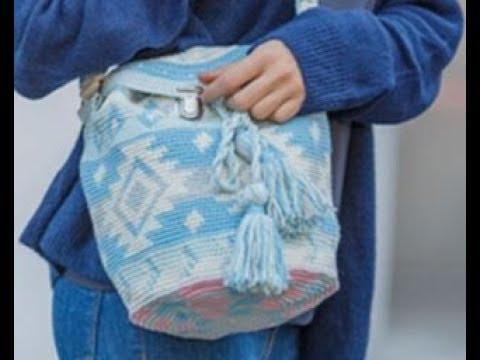 Beutel Tapestry Einfach Häkeln - YouTube