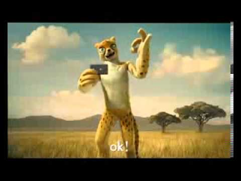 dtac TriNet Phone Cheetah by Huawei TVC 2013 [Thai Version]