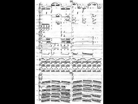 """The Wooden Prince"" by Béla Bartók (Audio + Sheet Music)"