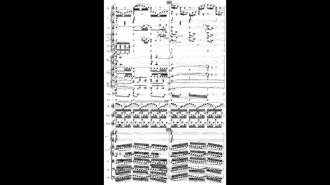 The Wooden Prince By Béla Bartók Audio Sheet Music
