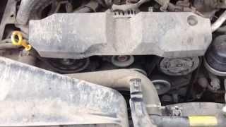 двигатель Субару ХV