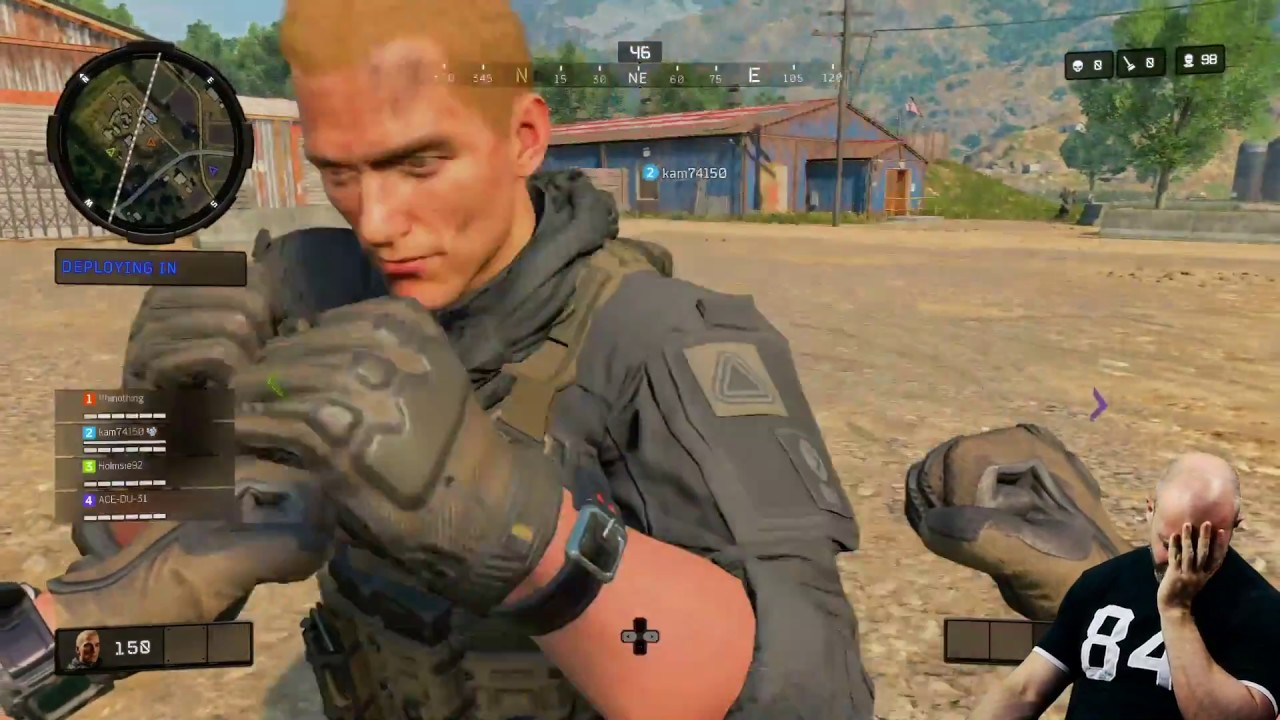 Call of Duty: Black Ops 4 update ups duos player count to
