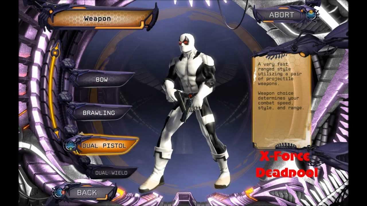 Dc Universe Online Best Build