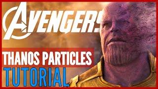 Thanos VFX - Tyflow Tutorial (3ds max + Phoenix FD)