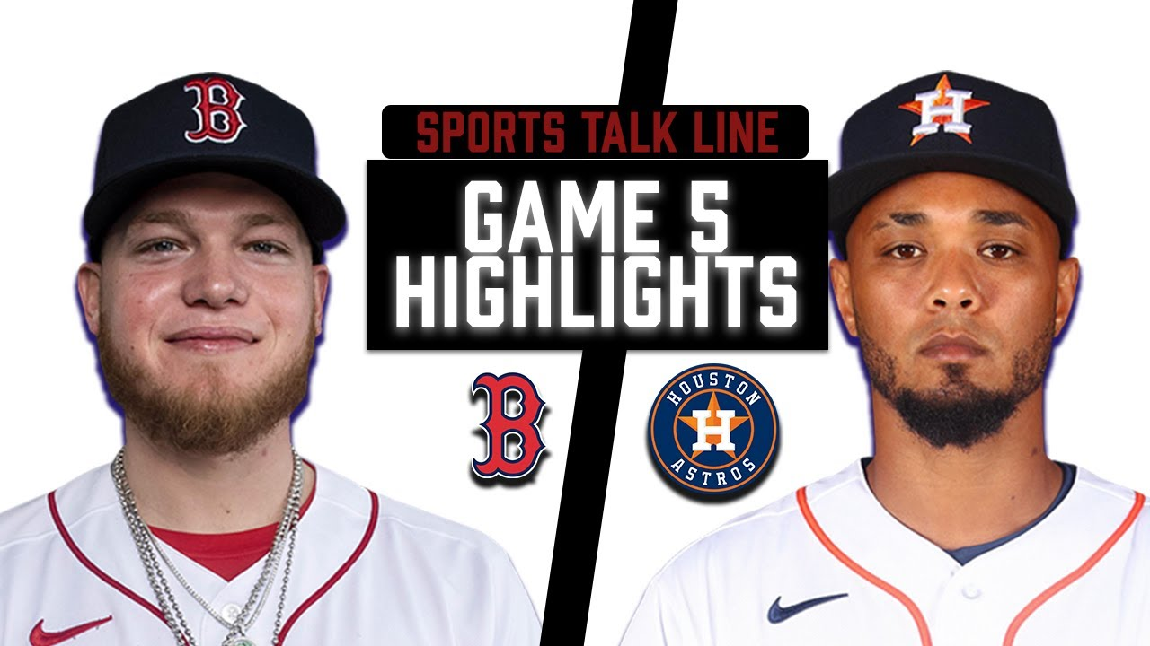 Download Red Sox vs Astros Game Game 6 Highlights | MLB 2021