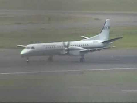 Japan Civil Aviation Bureau (JCAB) Saab 2000 - JCAB Flight Inspection 【JA003G】
